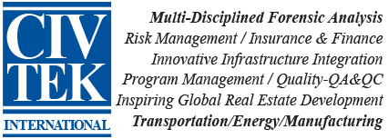 Innovative Infrastructure Solutions Program Management Multi-Disciplined Life-Cycle Integration Global Real Estate Development Transportation/Energy/Manufacturing